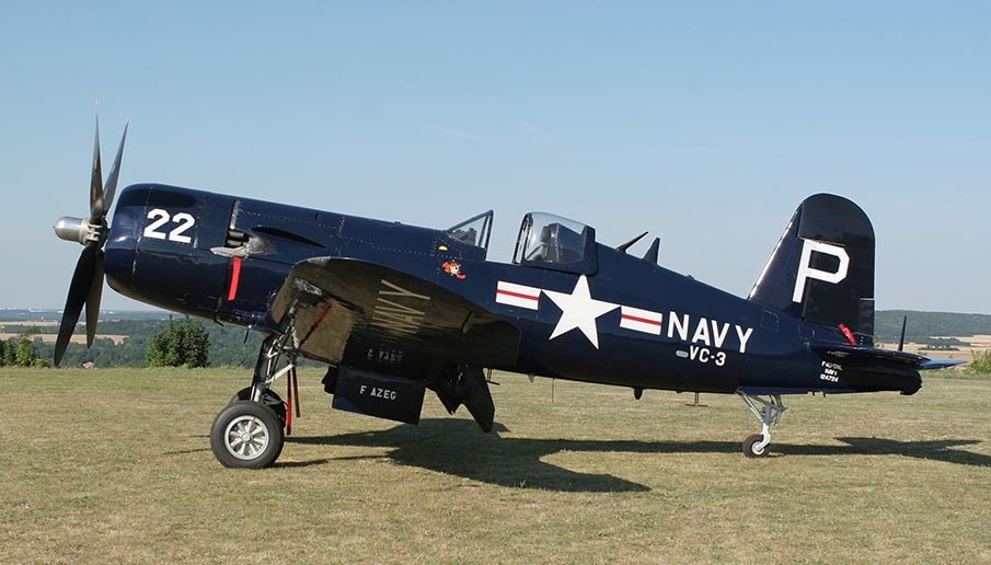 Chance Vought Corsair